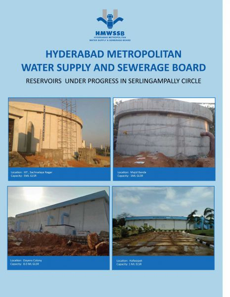 Gallery :: Hyderabad Metropolitan Water Supply and Sewerage